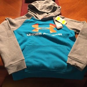 Under armour youth boys hoodie